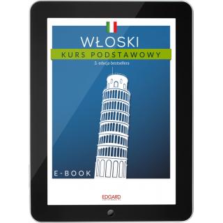Włoski Kurs podstawowy (e-book)