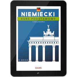 Niemiecki Kurs podstawowy (e-book)