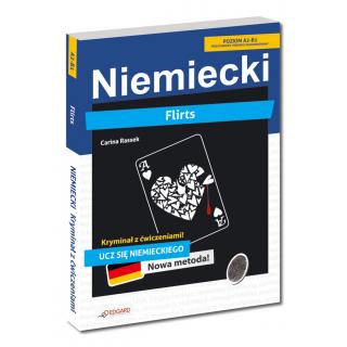 Niemiecki KRYMINAŁ z ćwiczeniami Flirts