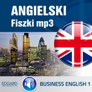 Angielski fiszki mp3 Business English 1 (Program + nagrania do pobrania)