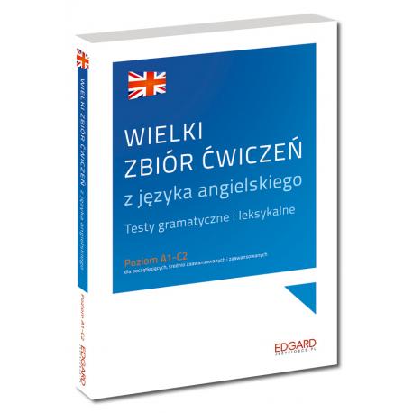 Wielki zbiór ćwiczeń z języka angielskiego  (Książka)