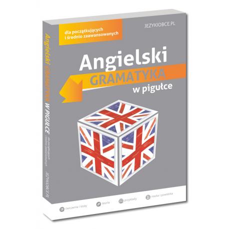 Angielski Gramatyka w pigułce (Książka)