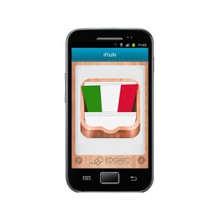 iFiszki+ Włoski- aplikacja mobilna
