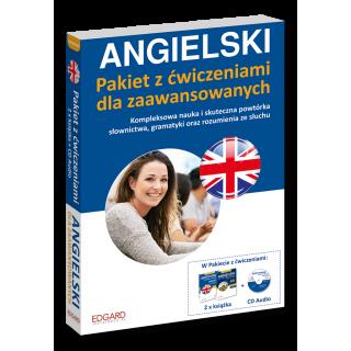 Angielski Pakiet z ćwiczeniami dla zaawansowanych (2 x książka + CD Audio)