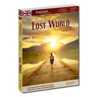 Lost World Angielski Powieść dla młodzieży z ćwiczeniami