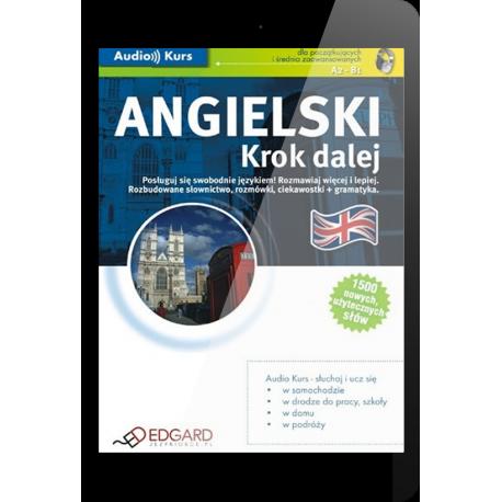 Angielski Krok dalej (E-book + nagrania mp3)