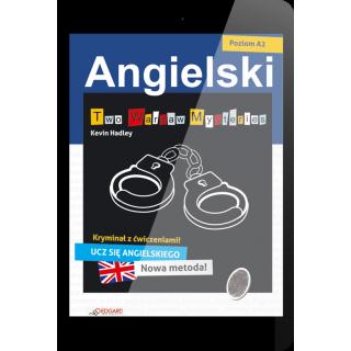 Angielski KRYMINAŁ z ćwiczeniami Two Warsaw Mysteries (e-book)