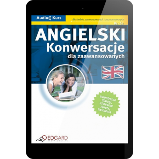 Angielski Konwersacje dla zaawansowanych (E-book + nagrania mp3)