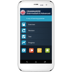 Grammarise Advanced - aplikacja mobilna
